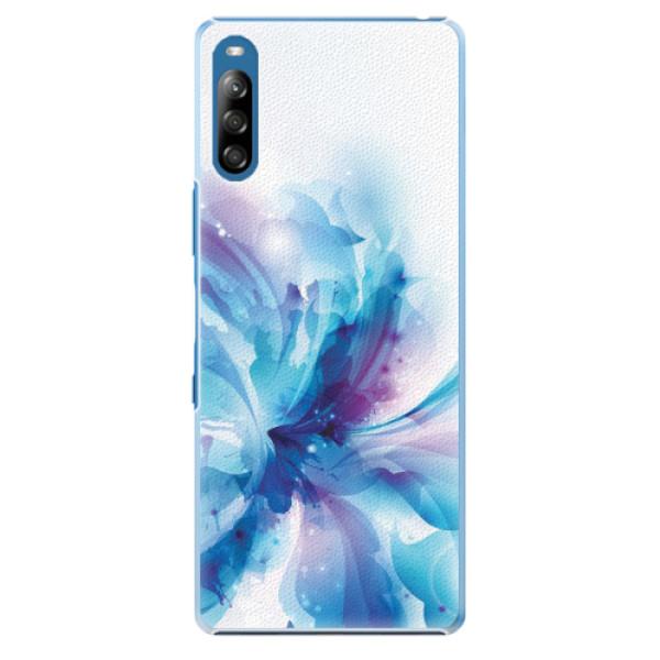 Plastové pouzdro iSaprio - Abstract Flower - Sony Xperia L4