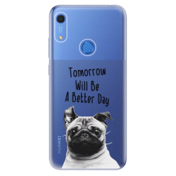 Odolné silikonové pouzdro iSaprio - Better Day 01 - Huawei Y6s