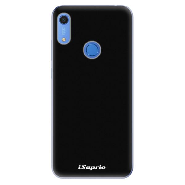 Odolné silikonové pouzdro iSaprio - 4Pure - černý - Huawei Y6s