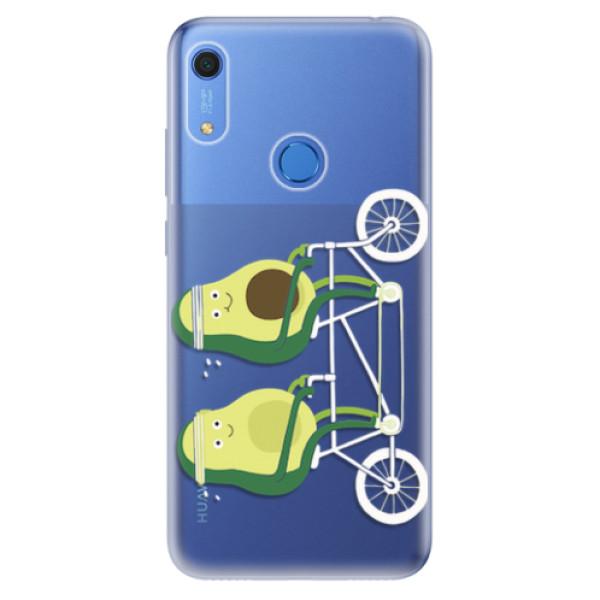 Odolné silikonové pouzdro iSaprio - Avocado - Huawei Y6s