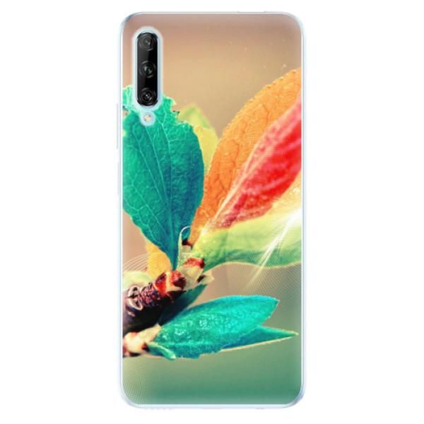 Odolné silikonové pouzdro iSaprio - Autumn 02 - Huawei P Smart Pro