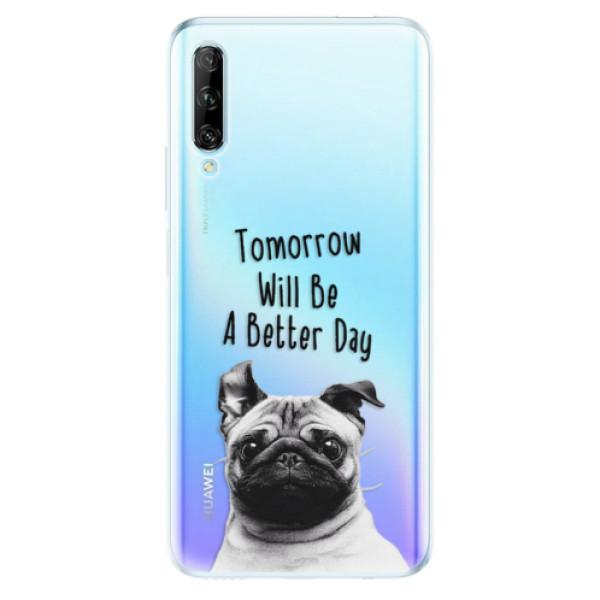 Odolné silikonové pouzdro iSaprio - Better Day 01 - Huawei P Smart Pro
