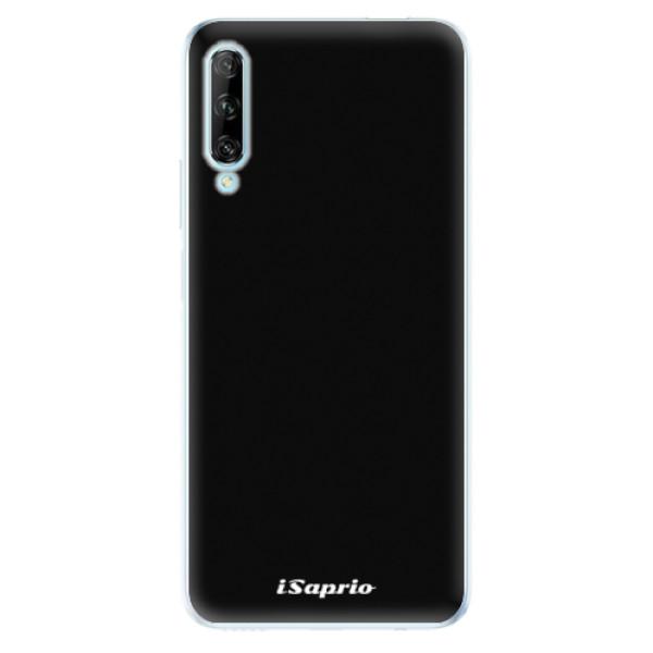 Odolné silikonové pouzdro iSaprio - 4Pure - černý - Huawei P Smart Pro