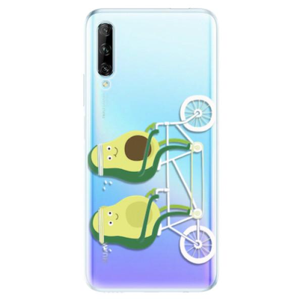 Odolné silikonové pouzdro iSaprio - Avocado - Huawei P Smart Pro