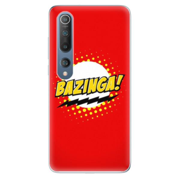 Odolné silikonové pouzdro iSaprio - Bazinga 01 - Xiaomi Mi 10 / Mi 10 Pro