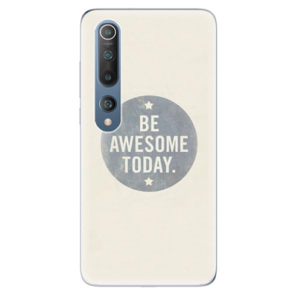 Odolné silikonové pouzdro iSaprio - Awesome 02 - Xiaomi Mi 10 / Mi 10 Pro