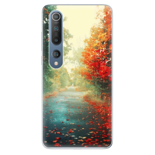 Odolné silikonové pouzdro iSaprio - Autumn 03 - Xiaomi Mi 10 / Mi 10 Pro