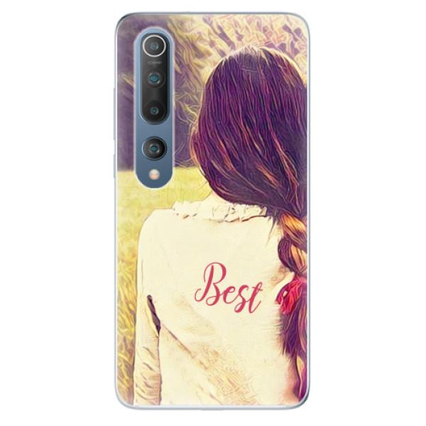 Odolné silikonové pouzdro iSaprio - BF Best - Xiaomi Mi 10 / Mi 10 Pro