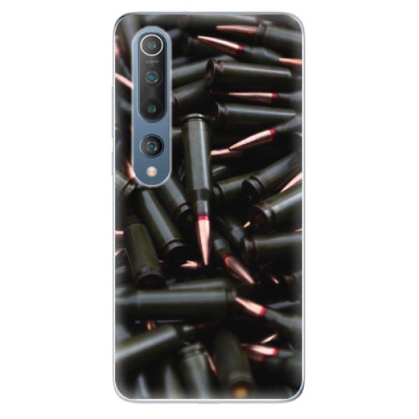 Odolné silikonové pouzdro iSaprio - Black Bullet - Xiaomi Mi 10 / Mi 10 Pro