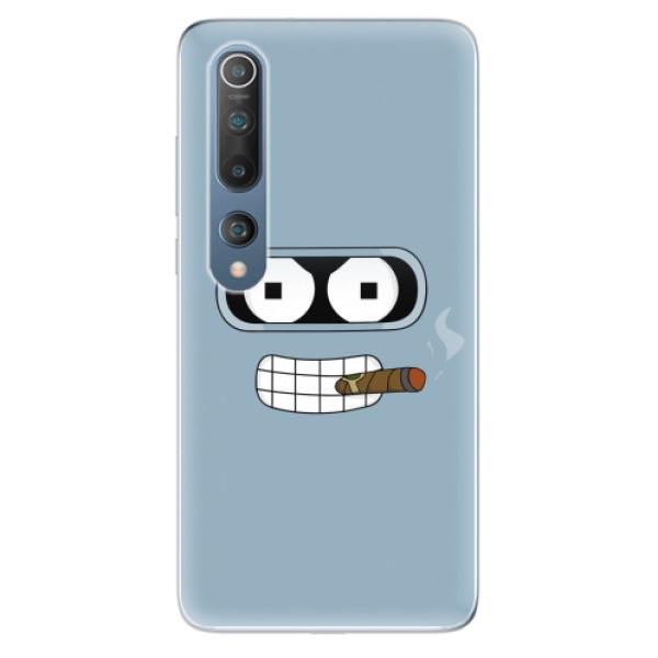 Odolné silikonové pouzdro iSaprio - Bender - Xiaomi Mi 10 / Mi 10 Pro