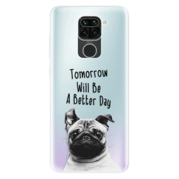 Odolné silikonové pouzdro iSaprio - Better Day 01 - Xiaomi Redmi Note 9