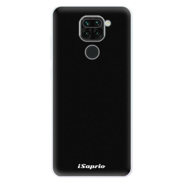 Odolné silikonové pouzdro iSaprio - 4Pure - černý - Xiaomi Redmi Note 9