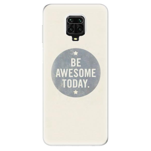 Odolné silikonové pouzdro iSaprio - Awesome 02 - Xiaomi Redmi Note 9 Pro / Note 9S