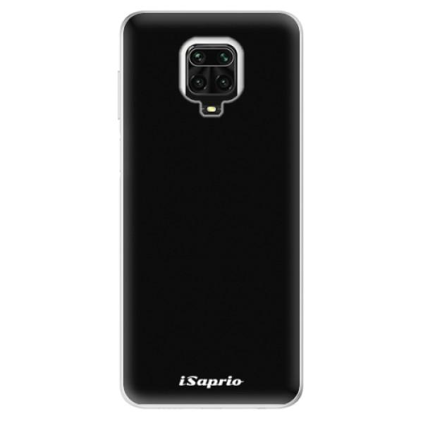 Odolné silikonové pouzdro iSaprio - 4Pure - černý - Xiaomi Redmi Note 9 Pro / Note 9S