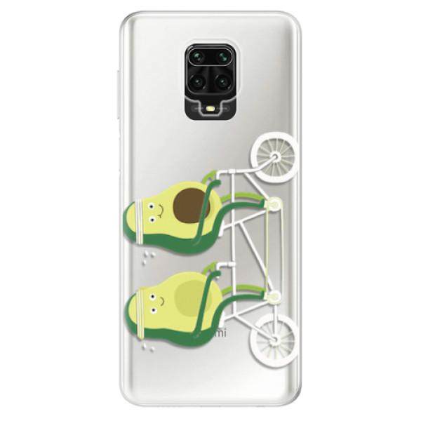 Odolné silikonové pouzdro iSaprio - Avocado - Xiaomi Redmi Note 9 Pro / Note 9S