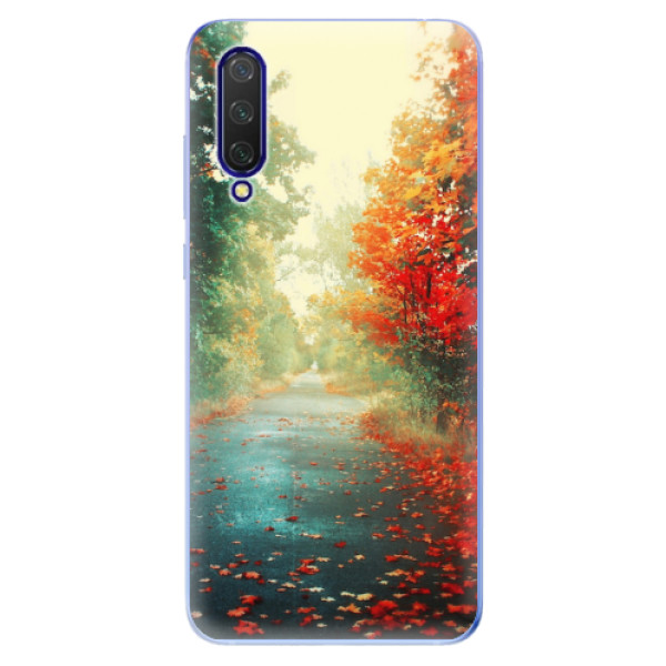 Odolné silikonové pouzdro iSaprio - Autumn 03 - Xiaomi Mi 9 Lite