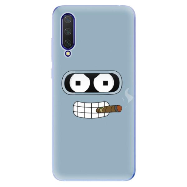 Odolné silikonové pouzdro iSaprio - Bender - Xiaomi Mi 9 Lite