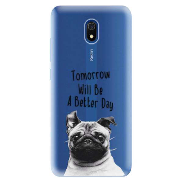 Odolné silikonové pouzdro iSaprio - Better Day 01 - Xiaomi Redmi 8A