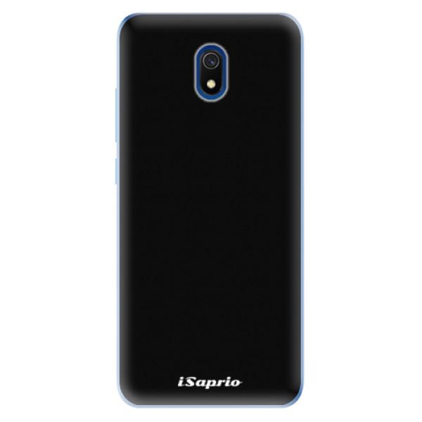 Odolné silikonové pouzdro iSaprio - 4Pure - černý - Xiaomi Redmi 8A