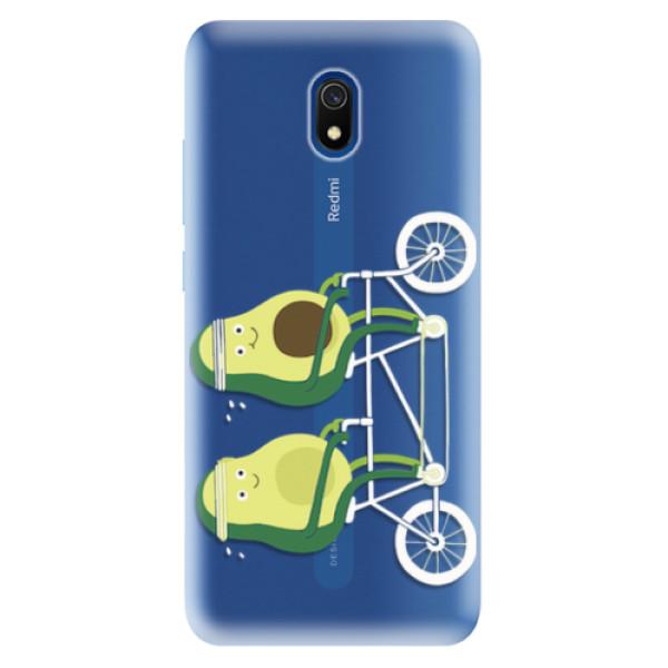 Odolné silikonové pouzdro iSaprio - Avocado - Xiaomi Redmi 8A