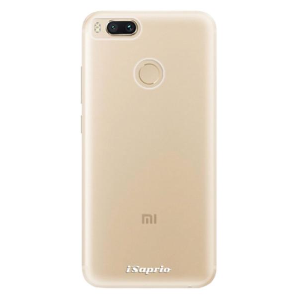 Odolné silikonové pouzdro iSaprio - 4Pure - mléčný bez potisku - Xiaomi Mi A1