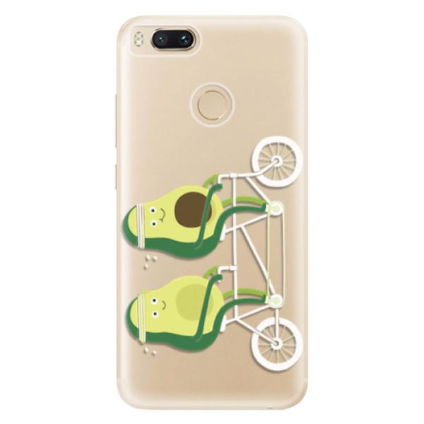 Odolné silikonové pouzdro iSaprio - Avocado - Xiaomi Mi A1