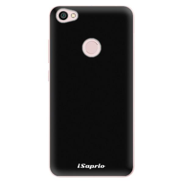 Odolné silikonové pouzdro iSaprio - 4Pure - černý - Xiaomi Redmi Note 5A / 5A Prime