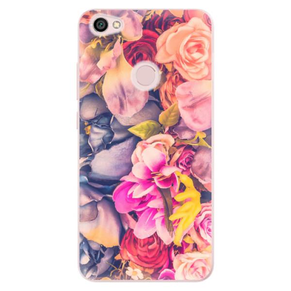 Odolné silikonové pouzdro iSaprio - Beauty Flowers - Xiaomi Redmi Note 5A / 5A Prime