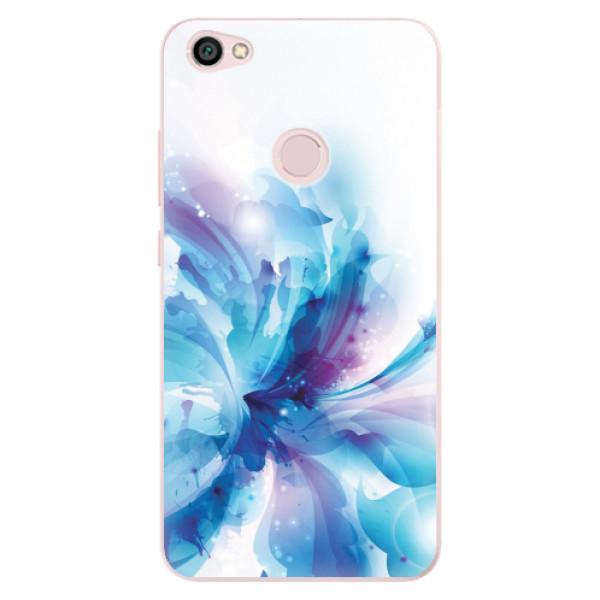 Odolné silikonové pouzdro iSaprio - Abstract Flower - Xiaomi Redmi Note 5A / 5A Prime