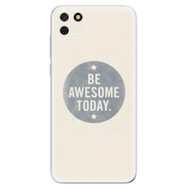Odolné silikonové pouzdro iSaprio - Awesome 02 - Huawei Y5p