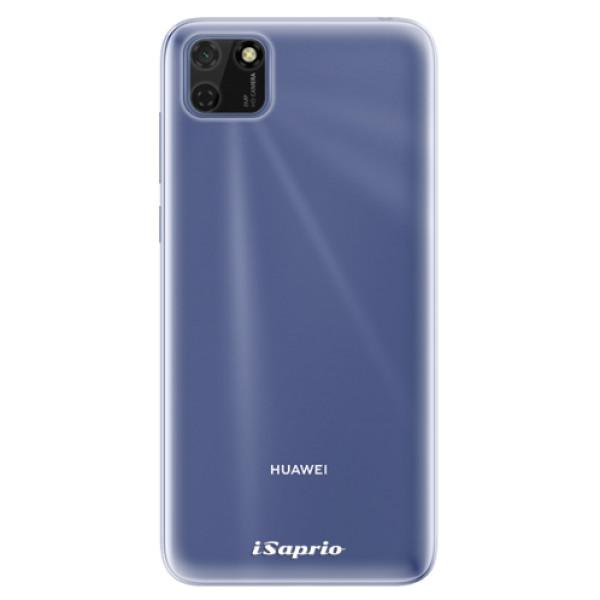 Odolné silikonové pouzdro iSaprio - 4Pure - mléčný bez potisku - Huawei Y5p