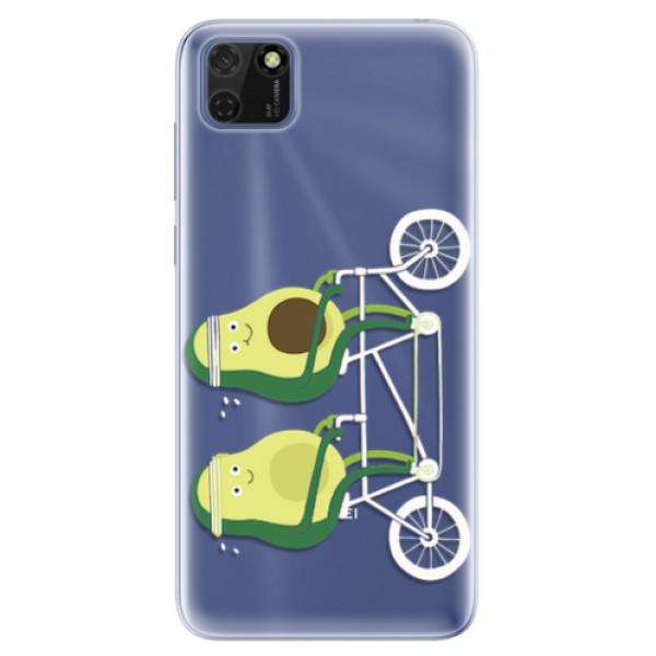 Odolné silikonové pouzdro iSaprio - Avocado - Huawei Y5p