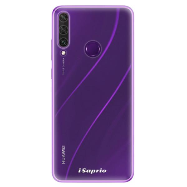 Odolné silikonové pouzdro iSaprio - 4Pure - mléčný bez potisku - Huawei Y6p