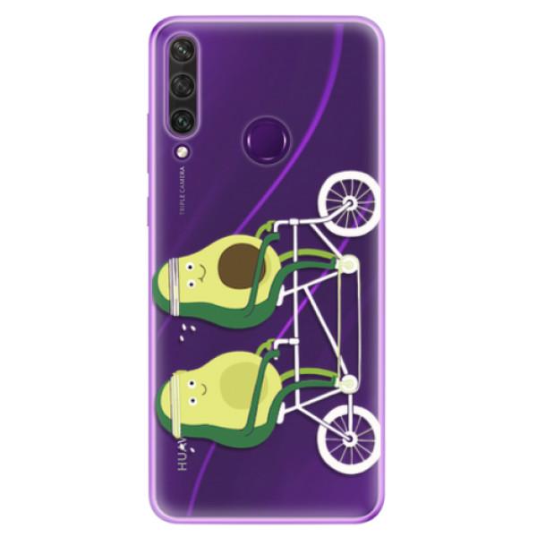 Odolné silikonové pouzdro iSaprio - Avocado - Huawei Y6p