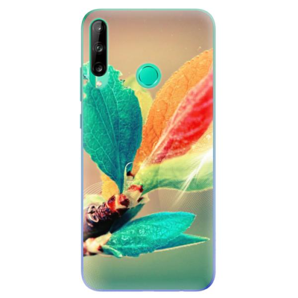 Odolné silikonové pouzdro iSaprio - Autumn 02 - Huawei P40 Lite E