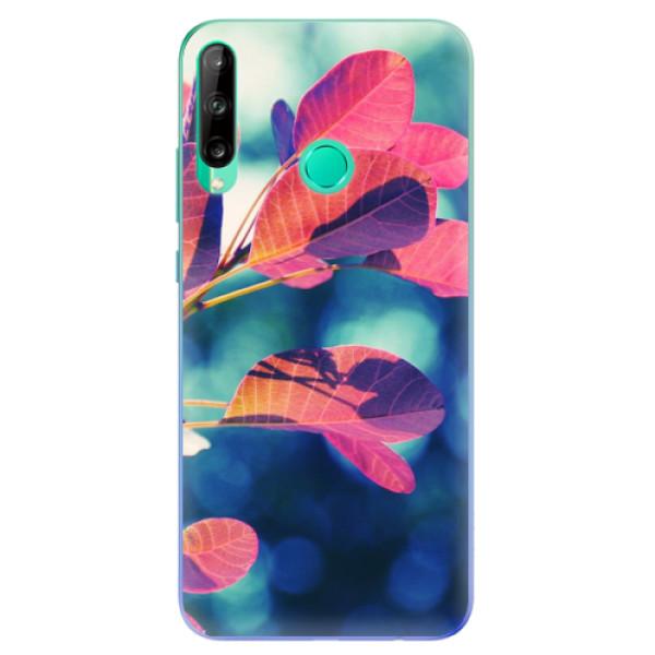 Odolné silikonové pouzdro iSaprio - Autumn 01 - Huawei P40 Lite E