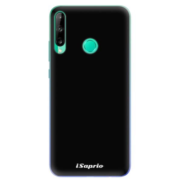 Odolné silikonové pouzdro iSaprio - 4Pure - černý - Huawei P40 Lite E