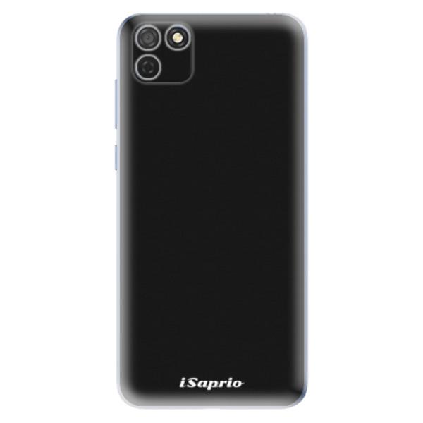 Odolné silikonové pouzdro iSaprio - 4Pure - černý - Honor 9S