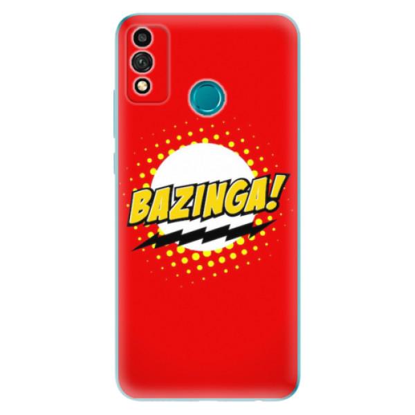 Odolné silikonové pouzdro iSaprio - Bazinga 01 - Honor 9X Lite