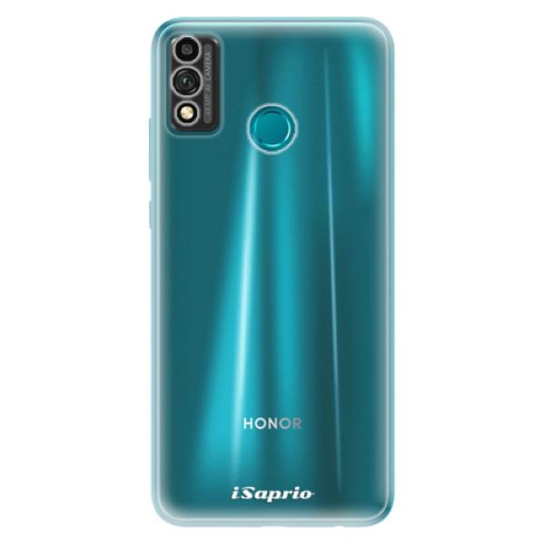 Odolné silikonové pouzdro iSaprio - 4Pure - mléčný bez potisku - Honor 9X Lite