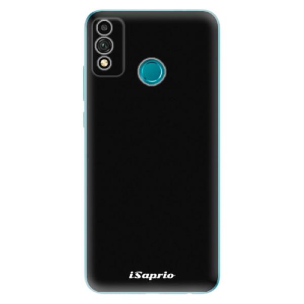 Odolné silikonové pouzdro iSaprio - 4Pure - černý - Honor 9X Lite