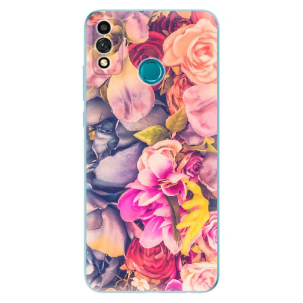 Odolné silikonové pouzdro iSaprio - Beauty Flowers - Honor 9X Lite