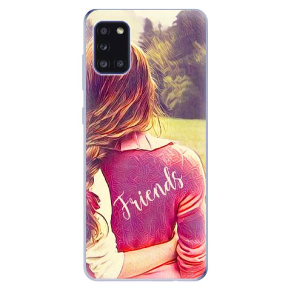 Odolné silikonové pouzdro iSaprio - BF Friends - Samsung Galaxy A31