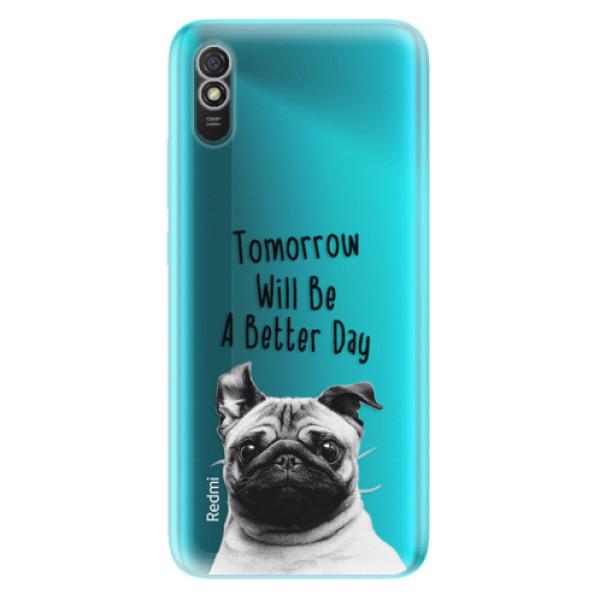 Odolné silikonové pouzdro iSaprio - Better Day 01 - Xiaomi Redmi 9A
