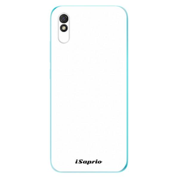 Odolné silikonové pouzdro iSaprio - 4Pure - bílý - Xiaomi Redmi 9A