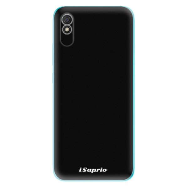 Odolné silikonové pouzdro iSaprio - 4Pure - černý - Xiaomi Redmi 9A
