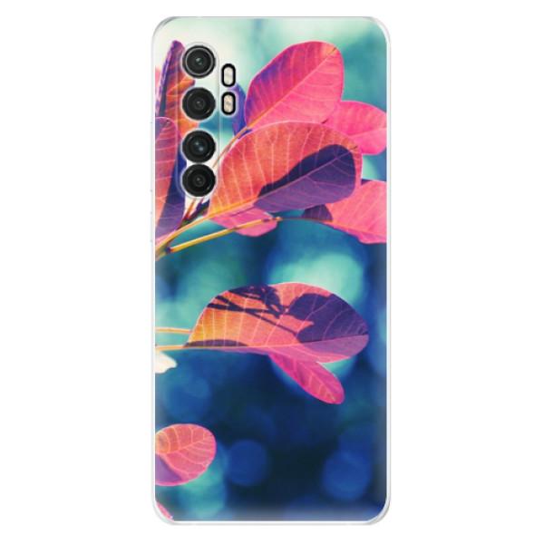 Odolné silikonové pouzdro iSaprio - Autumn 01 - Xiaomi Mi Note 10 Lite