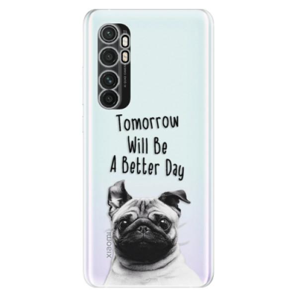 Odolné silikonové pouzdro iSaprio - Better Day 01 - Xiaomi Mi Note 10 Lite