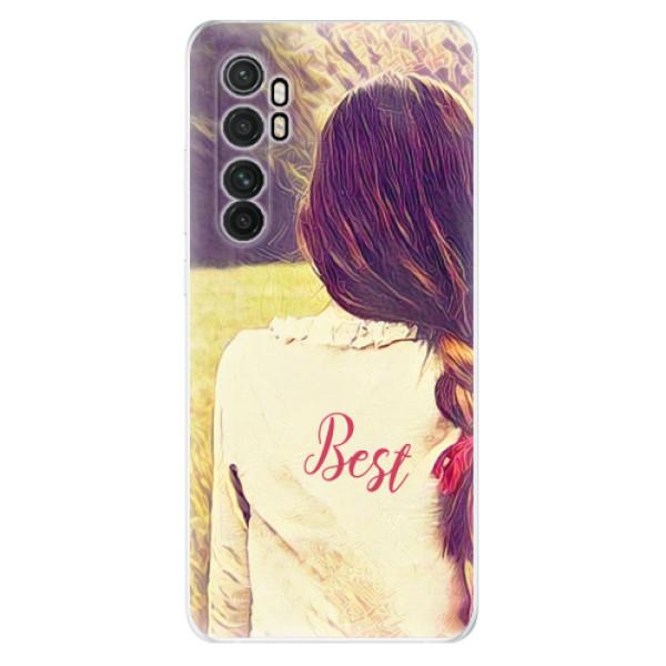 Odolné silikonové pouzdro iSaprio - BF Best - Xiaomi Mi Note 10 Lite
