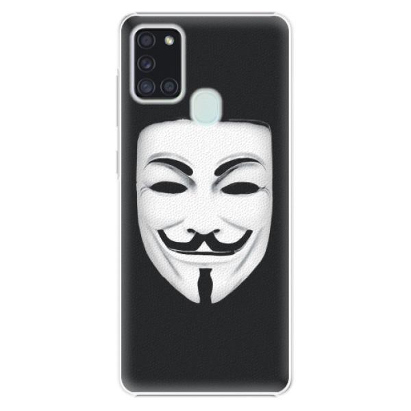 Plastové pouzdro iSaprio - Vendeta - Samsung Galaxy A21s